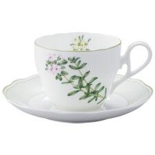 """Чашка чайная с блюдцем Noritake """"Английские травы"""" 250мл"""