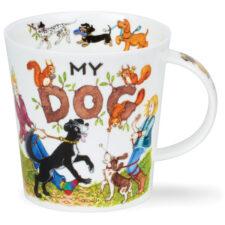 "Кружка Dunoon ""Моя собака.Кернгорм"" 480мл"