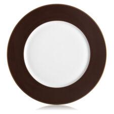 """Тарелка подстановочная Lenox """"Маркеса"""" 30см (коричневая)"""