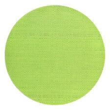 """Салфетка подстановочная круглая Harman """"Шахматы"""" 35,5см (зелёная)"""