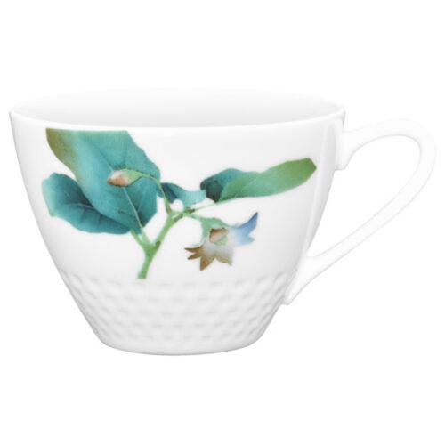 "Чашка чайная Noritake ""Овощной букет.Баклажан"" 210мл"