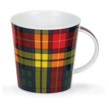 """Кружка Dunoon """"Шотландка.Кернгорм"""" 480мл (красная)"""