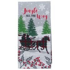 """Полотенце кухонное Kay Dee Designs 46х72см, хлопок """"Праздничные деньки"""""""