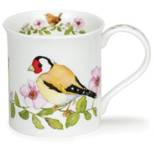 """Кружка Dunoon """"Птицы в шиповнике.Бьютшир"""" 300мл"""