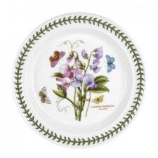 Тарелка обеденная Portmeirion Ботанический сад.Душистый горошек 25см, фарфор