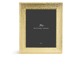 "Рамка для фото Michael Aram ""Текстура"" 20х25см (золотист.)"