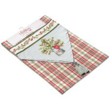 """Дорожка Kay Dee Designs """"Рождество"""" 33х183см, хлопок (Клетка)"""