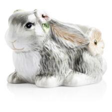 """Подставка для яиц 3D Certified Int. """"Милый кролик"""" 6см"""