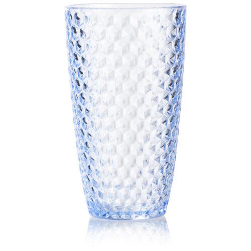 "Стакан для воды 510мл Diligence4us ""Бриллиант"" (голубой)"