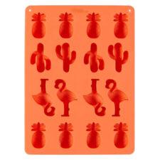 Форма для приготовления конфет Wilton Тропики, 3 дизайна, 16 конфет, силикон