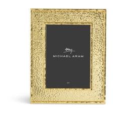 "Рамка для фото Michael Aram ""Текстура"" 19х24см (золотист.)"