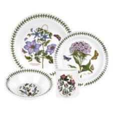 Сервиз чайно-столовый Portmeirion Ботанический сад на 4 персоны 16 предметов, фарфор
