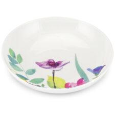 """Тарелка для пасты Portmeirion """"Водный сад"""" 22см"""