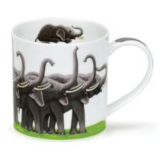 """Кружка Dunoon """"Эффектные слоны.Оркни"""" 350мл"""