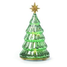 """Фигурка светящаяся Lenox """"Новогодняя ель"""" 17см"""