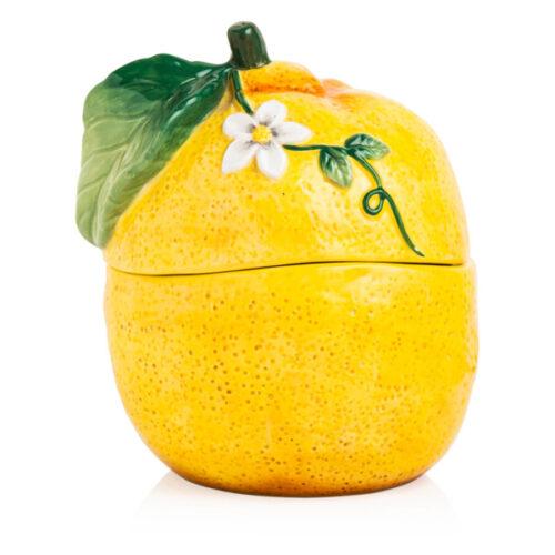 "Сахарница 3D Certified Int. ""Лимоны"" 540мл"