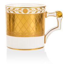 "Чашка кофейная Royal Worcester ""Эмпайр Флэйм"""