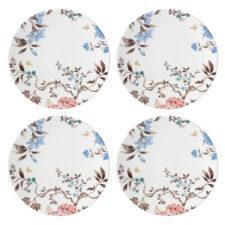 """Набор тарелок обеденных Lenox """"Цветущая лоза"""" 27см, 4шт"""