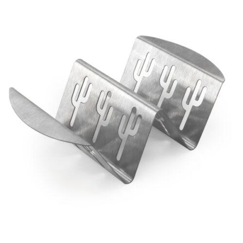 Подставка для приготовления и подачи рёбрышек-гриль и тако Nordic Ware 17х14см, сталь