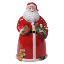 """Банка для печенья 3D Certified Int. """"Магия Рождества. Санта"""" 27см"""
