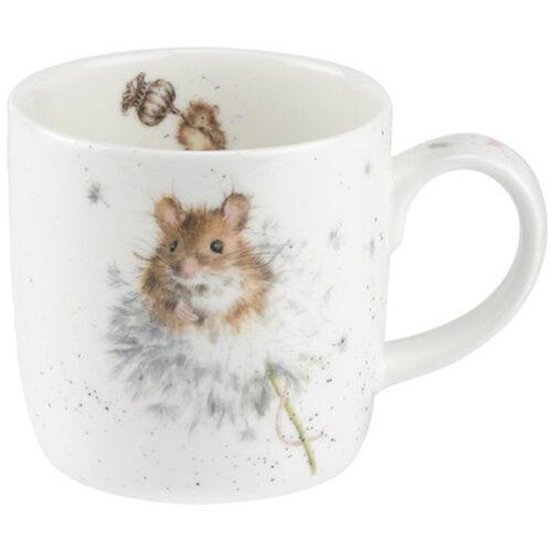 """Кружка Royal Worcester """"Забавная фауна"""",""""Полевые мышки"""" 310мл"""