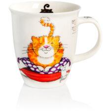 """Кружка Dunoon """"Имбирные кошки.Невис"""" 480мл"""
