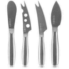 """Набор мини-ножей для всех видов сыра Boska """"Копенгаген"""" 19х19см, 4 шт, сталь нержавеющая, в п/у"""