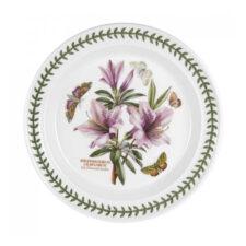 Тарелка обеденная Portmeirion Ботанический сад.Азалия 25см, фарфор