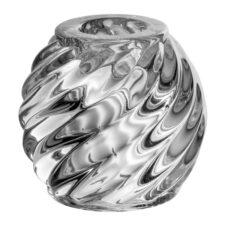 Подсвечник стеклянный Rasteli 7х6см, шар