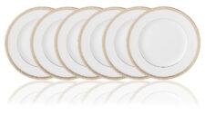 Набор тарелок обеденных Lenox Золотые кружева 27см, фарфор, 6шт