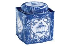 Банка для чая Пагода без инд.упаковки