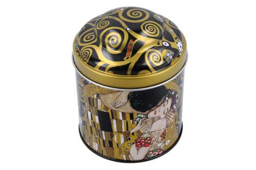 Банка для чая Поцелуй (Г.Климт)