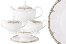 Чайный сервиз Вивьен, 6 персон, 21 предмет