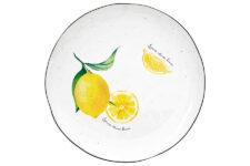 Тарелка обеденная Amalfi Easy Life 26см